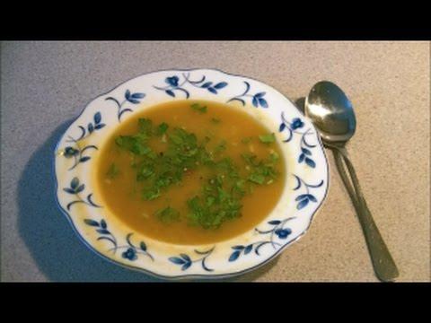 чечевичный суп  / диетическое питание
