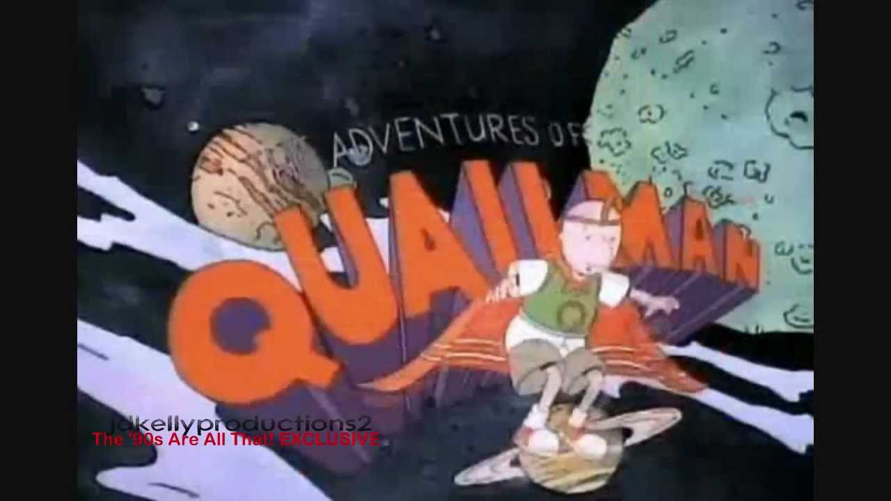 Quailman Doug is All That! - '90s Are All That! [HD ... Quailman Doug