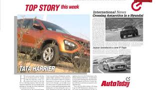 This Week On AutoToday  | Tata Harrier | Promo