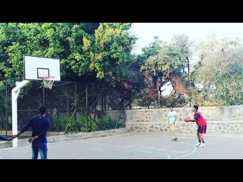 basketball 3 pointer by anna😎