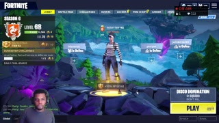 FORTNITE BATTLE ROYALE: PS4 PRO - V BUCK GIVEAWAY 2K SUBS - Lethal Heir - #214