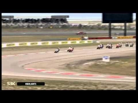 SBK Race 1 - Miller Motorsports Park 2011