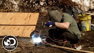 Bush Welding with Matt Brown | Alaskan Bush People