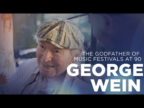 The Godfather of Music Festivals: George Wein At 90