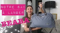 WHAT'S IN MY BAG:LE SAC A LANGER BEABA GENEVE [BEBE]
