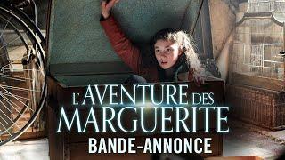 bande annonce de l'album Le temps des Marguerite