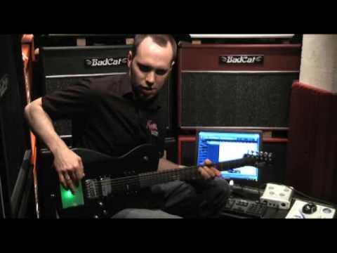 Manson Mb 1 Matt Bellamy Muse Signature Guitar Demo Youtube