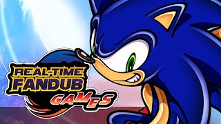 Sonic Adventure 2 (Hero Story) | Real-Time Fandub Games