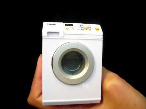 dolls house washing machine