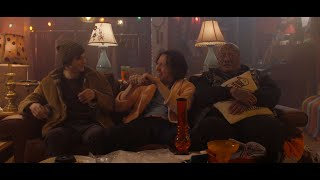 DRUNK BUS Movie Exclusive Clip: What happens when you get high at your weed dealer's apartment