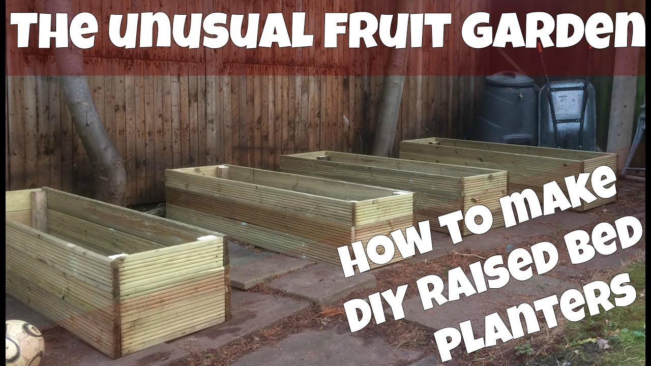 Raised Decking Ideas Garden
