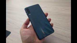 Galaxy A7 2018 بعد التجربة