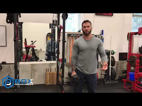 Single Leg Supported RDL