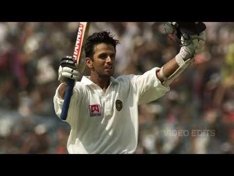 Rahul Dravid – Hall Of Fame   A tribute to Rahul Dravid
