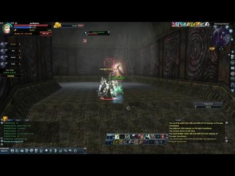 Rohan Origin boss black dragon