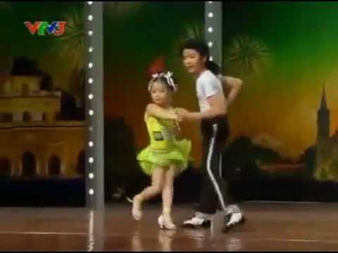 Vũ công Dance sport ấn tượng tại Việt Nam