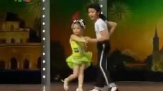 Vũ công Dance sport ấn tượng tại Việt Nam's Got Talent