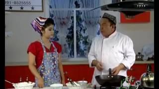 """Рецепт уйгурского блюда """"Ришалә"""""""