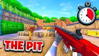 THE PIT from MW2 in FORTNITE