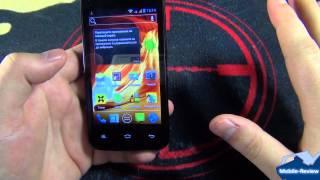 fly IQ440 (Обзор смартфона)