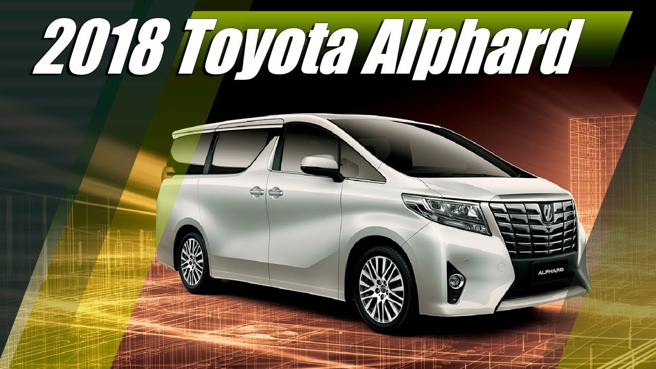 all new alphard 2018 redesign flip key grand avanza toyota mpv exterior and interior youtube