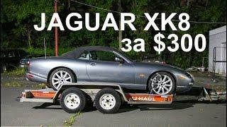 Брошенные Автомобили По Цене Металлолома. Смотрим Тачки И Забираем Ягуар.