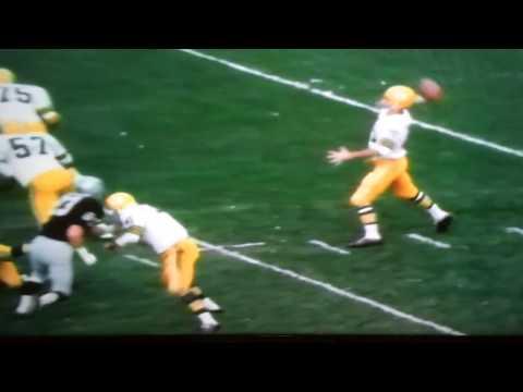 Super Bowl II Highlights: Green Bay Packers vs. Oakland Raiders (1968)