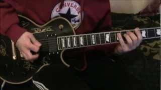 Sabaton - The March To War Guitar Cover HD