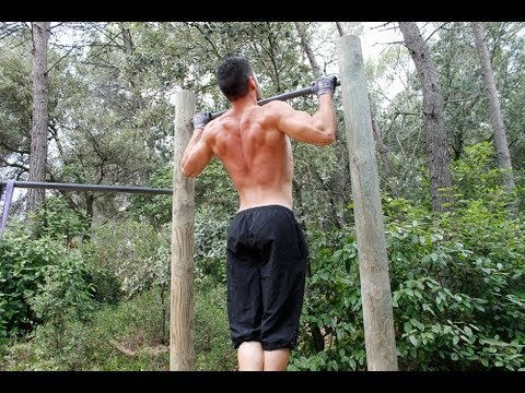 ✔ Musculation barre fixe crossfit    - fitnessmith.tv (HD)
