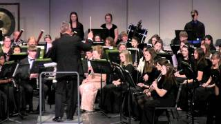 SEIBA 2012 High School Honor Band - The Light Eternal - M.Golemo, Conductor