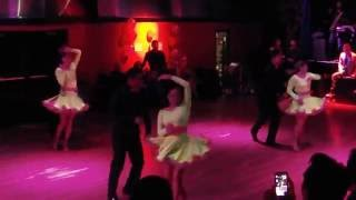 SF Salsa Touch at Space 550 7/22/16