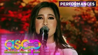 Moira Dela Torre performs with her siblings | ASAP Natin 'To