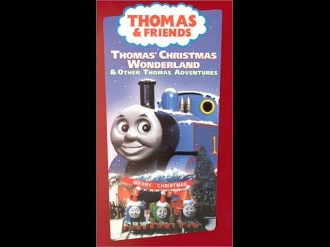 Opening to Thomas & Friends - Thomas' Christmas Wonderland 2000 ...