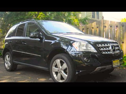 2011 Mercedes Benz ML350 4MATIC Startup and Review