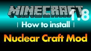 Minecraft nuclearcraft mod 1 12 2 install