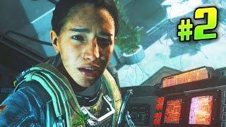 Call of Duty INFINITE WARFARE Walkthrough (Part 2) - Campaign Mission 2 w/ Ali-A (COD 2016 HD)
