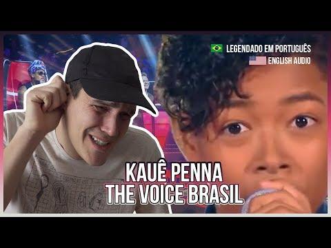 BRAZILIAN KID AMAZES EVERYONE SINGING WHITNEY HOUSTON!