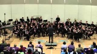 Cajun Folk Songs 2 - Country Dance - Frank Ticheli - KM Concert Band