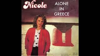 Nicole - Alone in Greece (Allein in Griechenland) English Version 1985