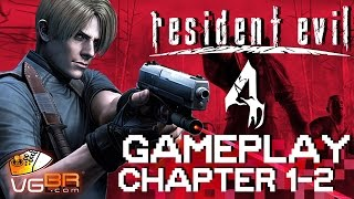 Resident Evil 4 - Gameplay | Chapter 1-2 [Xbox One / 1080p 60fps]