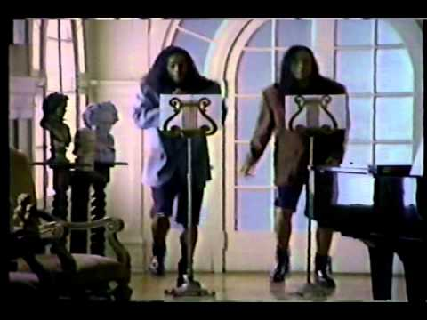Milli Vanilli Carefree Sugarless Gum Commercial 1991