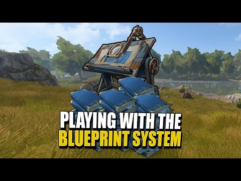We Went Back To The BLUEPRINT System (Rust)
