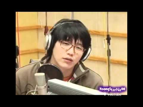 Sung Si Kyung (radio 2007.11)