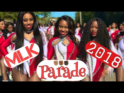 Dancing Dolls: 2018 Martin Luther King Parade Chronicles