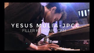 Download YESUS MULIA - JPCC (Rehearsal WRN ELEVATE) |Filler Keyboard Cam #yanbermusik07