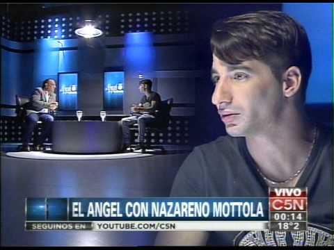C5N - EL ANGEL DE LA MEDIANOCHE CON NAZARENO MOTTOLA