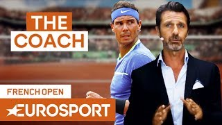 Rafael Nadal's Roland Garros Success Explained | The Coach | French Open 2018 | Eurosport