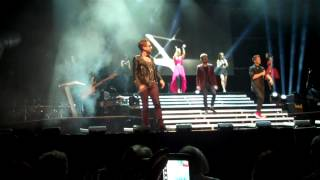 The Voice Tour Atlantic City: Intro - Pompeii and We Found Love