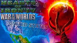 WAR OF THE WORLDS MOD HEARTS OF IRON 4