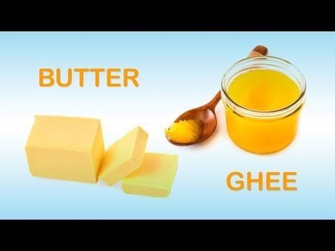 Ghee vs. Butter: Which One Is Healthier?